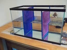diy aquarium dividers