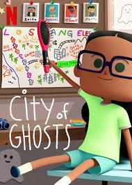 Risultati immagini per city of ghosts netflix