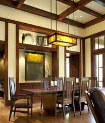 craftsman lighting dining room mission style dining room lighting mission style lighting dining room