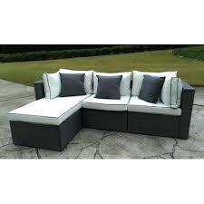 waterproof cushions for outdoor furniture. Elegant Outdoor Furniture Cusions For 4 Piece Sofa Set With Cushions 45 Garden Waterproof U