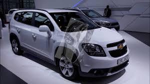 Chevrolet Orlando SUV new model 2017 Car Review - YouTube