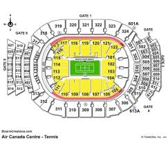 Specific Acc Seating Chart For Hockey Air Canada Concert