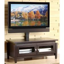 wood tv stand with mount. 6da4534f9ed2 1 furnitures whalen tier cherry brown flat panel tv stand for tvs up to wood with mount