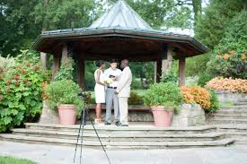 brookside gardens wedding ceremony gazebo wheaton silver spring maryland wedding photographer photo