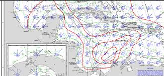 Atlantic Wind Charts Whats The Weather Like Cruising The Caribbean In December