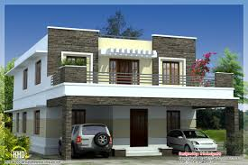 inspiring photo of single floor contemporary house design indian