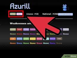 How To Evolve Azurill 4 Steps With Pictures Wikihow
