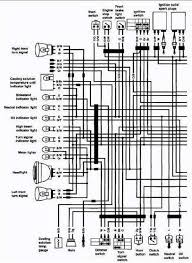 car wiring diagram page  electrical wiring of 1986 suzuki vs700 intruder part 1