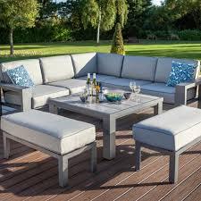 titan aluminium garden furniture