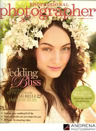 Professional Photographer Magazine Cover Photographer Dina