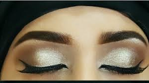 party eyes makeup like salons step by stepn in urdu for begginers zainab numan