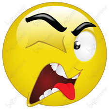 Image result for free clip art disgust face