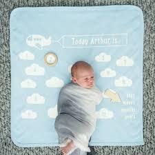 personalised little aeroplane baby blanket set baby s room