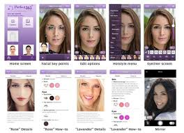 fix imperfections and add makeup to your selfies with perfect 365 for iphone android and windows phone grunix