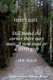 Forest Quotes Enchanting Inspirational Quotes New Beginnings Jrr Tolkien Live Laugh