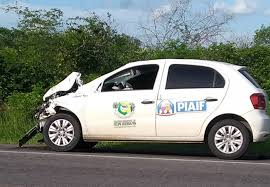Resultado de imagem para Acidente com veículo da Prefeitura de Felipe Guerra deixa uma vítima fatal na BR 304