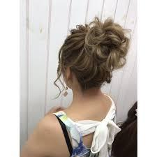 ふんわりお団子 Hair Salon Clan 心斎橋店ヘアサロンクランのヘア