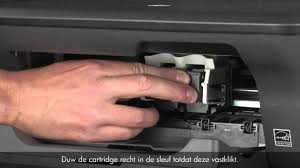 Vervangen inktpatroon hp