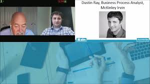 AIIM Virtual Event March 2018 - Customer Insight - Dustin Ray from McKinley  Irvin - YouTube