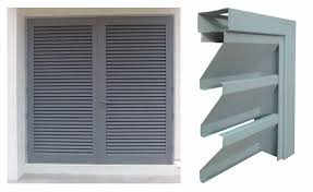 exterior aluminum louvered doors. awesome simple modern louver door design ideas with gray metrotechsteelmetro window and exterior aluminum louvered doors u