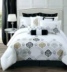 black white and gray quilt patterns comforters queen red comforter sets set bedrooms astonishing light
