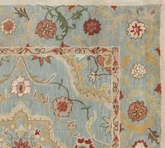 minimalist pottery barn rugs leslie persian style rug