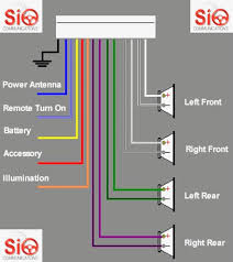 great sony car stereo wiring diagram sony wiring harness diagram