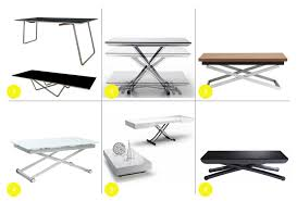 fabulous height of coffee table round up adjule height coffee tables common bond design