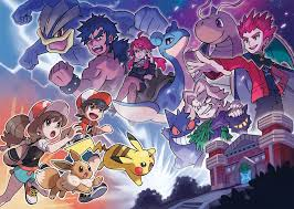Pokemon Fire Red Weakness Chart Pokemon Lets Go Elite Four Guide How To Beat The Elite Four