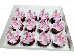 Babys First Birthday Cupcakes For Baby Showers And Parties