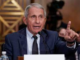Dr. Fauci Says His Comments on Family Holiday Gatherings Were  'Misinterpreted'