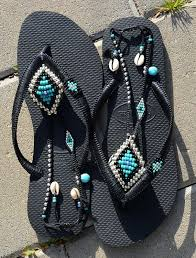 <b>Bohemian</b> Sandals, Hippie Sandals, Women Sandals, Flip Flops ...