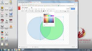 How To Make A Venn Diagram On Google Slides Venn Diagram In Google Draw Youtube