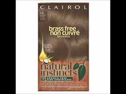 Clairol Natural Instincts Brass Free Semi Permanent Hair