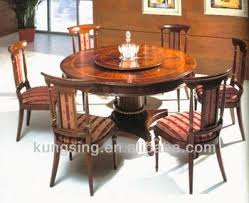 Round dining table for 6 Extendable Imported Wooden Round Dining Table Chairs Set Design Buy Imported Dining Chairsround Dining Table Chairs Setwooden Dining Chair Design Product On Theramirocom Imported Wooden Round Dining Table Chairs Set Design Buy