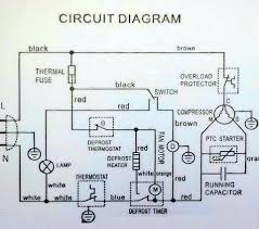whirlpool refrigerator defrost timer youngauthors info no frost refrigerator wiring diagram reading wiring diagrams how the defrost cycle works in a gallery 4
