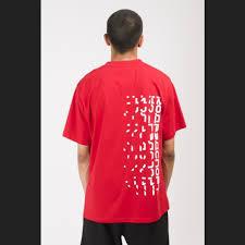 <b>Футболка CODERED T-Shirt</b> Disappear Front Back Красный по ...