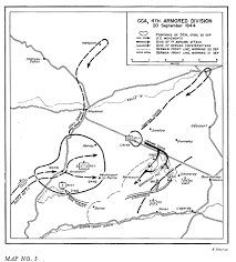Cca 4th armored division 20 september 1944