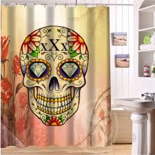 Skull Bedroom Curtains Online Get Cheap 94 Curtains Aliexpresscom Alibaba Group