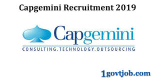 Obiee Developer Capgemini Recruitment 2019 Obiee Developer Posts