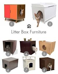 litter box furniture cat enclosed covered. stylish ways to hide the litter box cat furniturefurniture furniture enclosed covered o