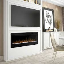 50 prism series wall mount linear electric fireplace