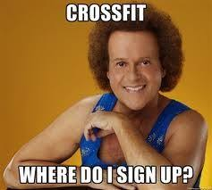 Anti Crossfit on Pinterest | Crossfit, How To Work Out and ... via Relatably.com