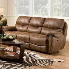 carolina power motion reclining sofa