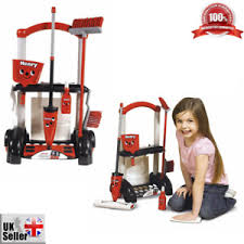 image is loading kids henry cleaning trolley toy child toddler hoover