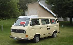 volkswagen van camper. volkswagen van camper c