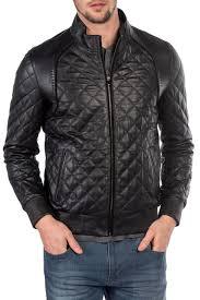 Кожаная <b>куртка ROCCOBAN</b> арт RBHA10031M_BLACK ...