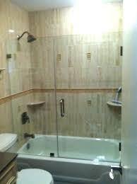 clawfoot tub glass shower surround interesting tub glass shower enclosure ideas exterior clawfoot tub with glass
