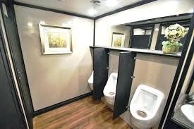 bathroom trailer rental. Perfect Bathroom Used Portable Restroom Trailers Bathroom Trailer For Sale  Modern Luxury In  Rental