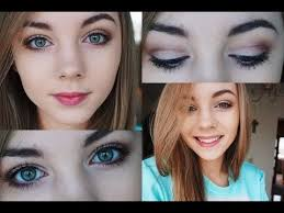 makijaż paletką makeup revolution flawless